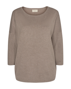 freequent-naisten-neule-jone-plain-beige-1