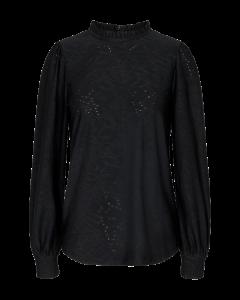 freequent-naisten-paita-blonf-ls-blouse-musta-1