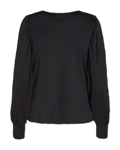 freequent-naisten-pusero-debyr-blouse-musta-2