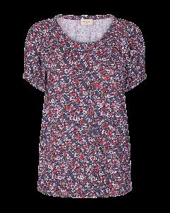 freequent-naisten-t-paita-betina-o-ss-gry-t-shirt-punainen-kuosi-1