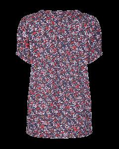freequent-naisten-t-paita-betina-o-ss-gry-t-shirt-punainen-kuosi-2