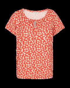 freequent-naisten-t-paita-betina-v-ss-string-amari-punainen-kuosi-1