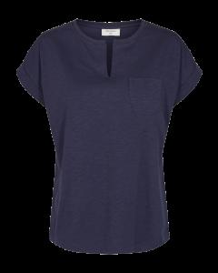 freequent-naisten-t-paita-viva-v-ss-pocket-vtt-tummansininen-1