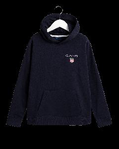 gant-kids-huppari-medium-shield-sweat-hoodie-tummansininen-1