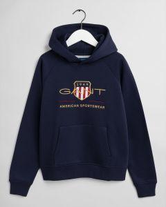 gant-kids-lasten-huppari-archive-shield-hoodie-tummansininen-1