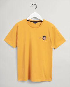 gant-kids-lasten-t-paita-archive-shield-emb-t-shirt-kirkkaankeltainen-1