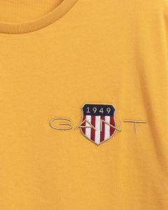 gant-kids-lasten-t-paita-archive-shield-emb-t-shirt-kirkkaankeltainen-2