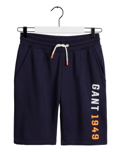 gant-kids-shortsit-color-sweat-shorts-tummansininen-1