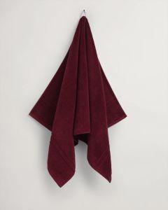 gant-kylpypyyhe-organic-premium-towel-viininpunainen-1