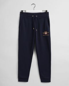 gant-miesten-gollegehousut-archive-shield-sweat-pants-tummansininen-1
