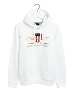gant-miesten-huppari-archive-shield-hoodie-valkoinen-1