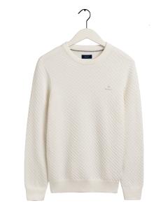 gant-miesten-neule-cotton-texture-valkoinen-1