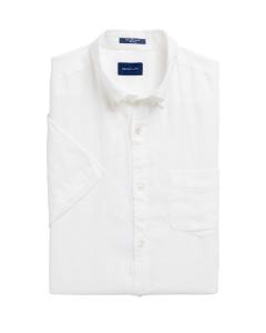 gant-miesten-pellavapaita-linen-shirt-ss-regular-valkoinen-1