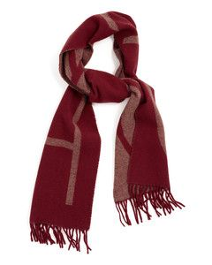 gant-miesten-villahuivi-logo-wool-punainen-kuosi-1