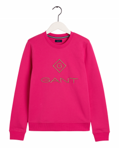 gant-naisten-college-color-lock-up-c-neck-sweat-pinkki-1