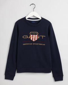 gant-naisten-collegepaita-aechive-shield-c-neck-sweat-tummansininen-1