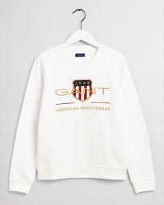 gant-naisten-collegepaita-aechive-shield-c-neck-sweat-valkoinen-1