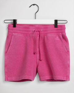 gant-naisten-collegeshortsit-sun-fayded-shorts-pinkki-1