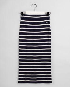 gant-naisten-hame-breton-stripe-jersey-skirt-raidallinen-sininen-1