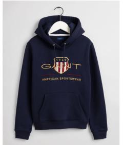 gant-naisten-huppari-archive-shield-sweat-hoodie-tummansininen-1