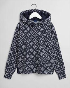 gant-naisten-huppari-icon-g-jacquard-sweat-hoodie-sininen-kuosi-1