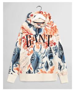 gant-naisten-huppari-sea-shell-sweat-hoodie-monivarinen-kuosi-1