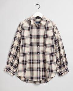 gant-naisten-kauluspaita-plaid-oversized-shirt-beige-ruutu-1