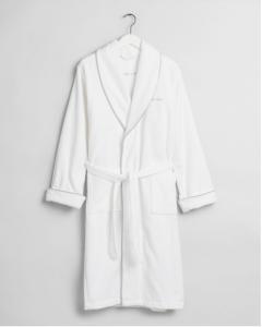 gant-naisten-kylpytakki-organic-premium-robe-valkoinen-1