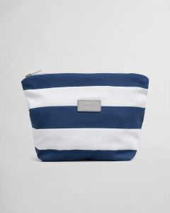 gant-naisten-meikkipussi-uv-stripe-make-up-bag-raidallinen-sininen-1