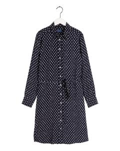 gant-naisten-mekko-desert-jewel-print-shirt-dress-sininen-kuosi-1