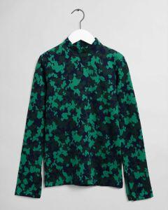 gant-naisten-paita-splendid-jaquard-turtleneck-ls-vihrea-kuosi-1
