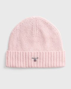 gant-naisten-pipo-wool-lined-beanie-vaaleanpunainen-1