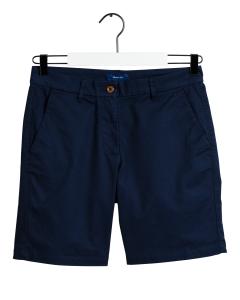gant-naisten-shortsit-classic-chino-shorts-tummansininen-1