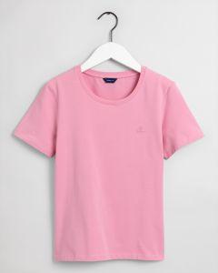 gant-naisten-t-paita-ela-ss-top-vaaleanpunainen-1