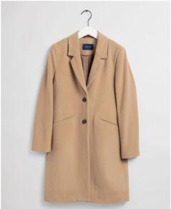 gant-naisten-takki-classic-tailored-coat-vaalea-beige-1