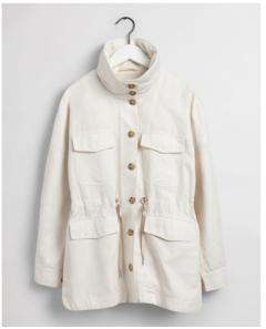 gant-naisten-takki-cotton-linen-field-jacket-luonnonvalkoinen-1