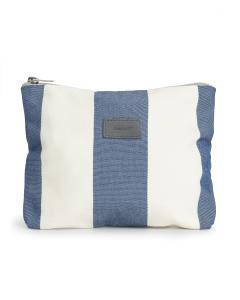 gant-pikkulaukku-block-stripe-pouch-raidallinen-sininen-1