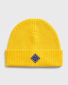 gant-pipo-cotton-rib-knit-sinapinkeltainen-1