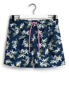 gant-uimashortsit-lemon-flower-swim-shorts-tummansininen-1