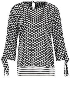 gerry-weber-naisten-pusero-mustavalkoinen-1