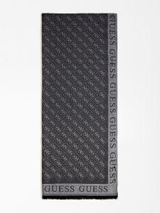 guess-naisten-huivi-cathleen-jacquard-scarf-harmaa-kuosi-1