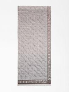 guess-naisten-huivi-cathleen-jacquard-scarf-ruskea-kuosi-1