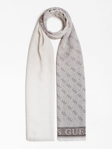 guess-naisten-huivi-cathleen-jacquard-scarf-ruskea-kuosi-2