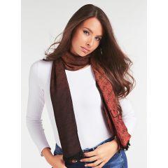 guess-naisten-huivi-valy-jacquard-scarf-80x180-oranssi-kuosi-1