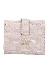 guess-naisten-lompakko-alisa-petite-trifold-vaaleanpunainen-1
