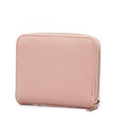 guess-naisten-lompakko-destiny-small-zip-around-vaaleanpunainen-2