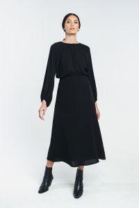 halo-naisten-midimekko-huurre-midi-dress-musta-1