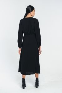 halo-naisten-midimekko-huurre-midi-dress-musta-2