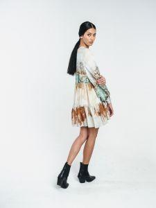 halo-naisten-minimekko-reidar-prairie-mini-dress-monivarinen-kuosi-2