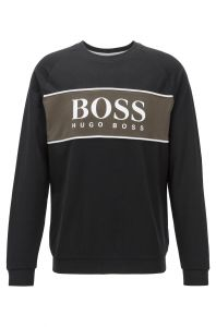 hugo-boss-miesten-collegepusero-authentic-sweatshirt-musta-1